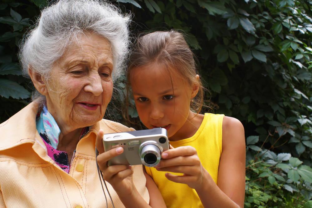 Fotografías para activar a los mayores