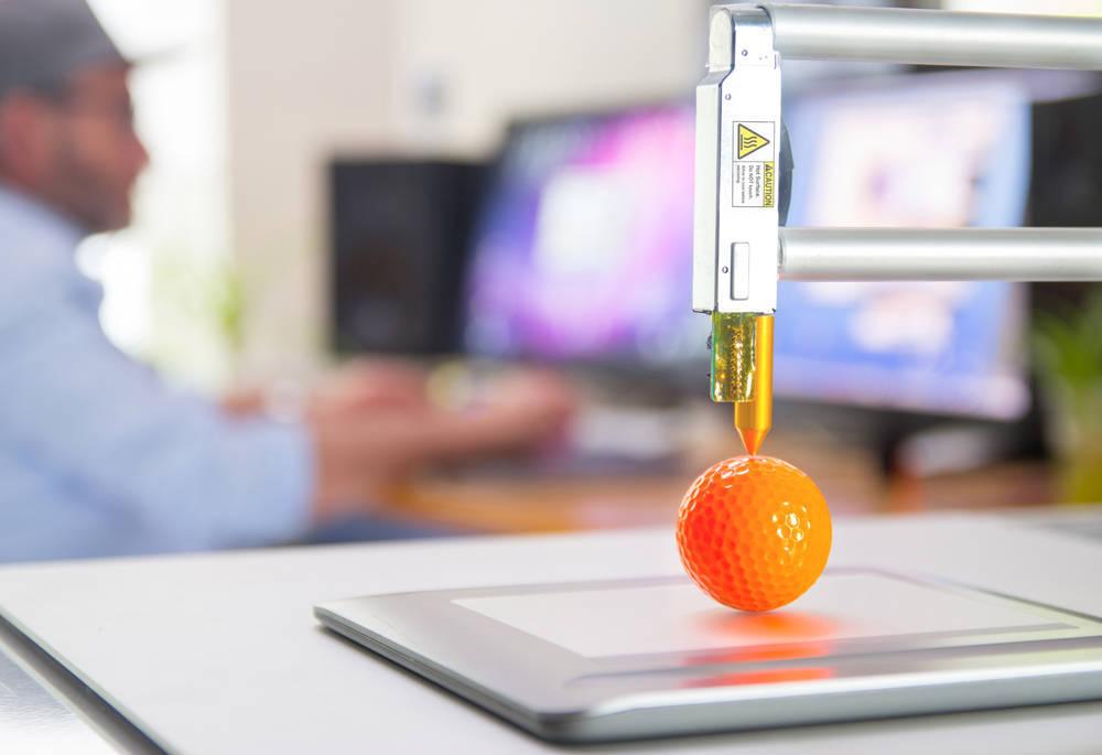 La tecnología de impresión 3D