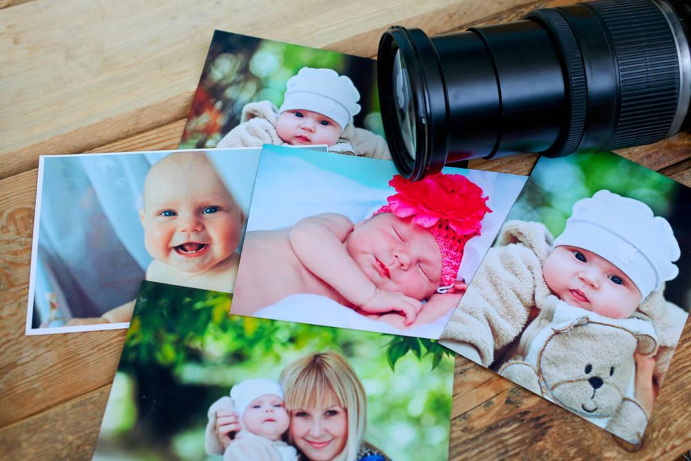 Cómo hacer las fotografías más originales de bebés