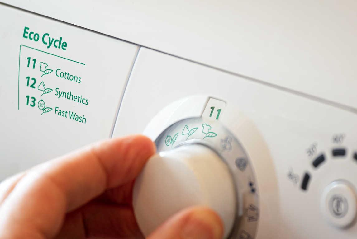 Lavadoras industriales que cuidan el medioambiente